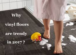 Most Popular Kitchen Flooring Why Vinyl Floors Are Trendy In 2017 Decoration Y