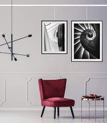 how to hang a large picture picture