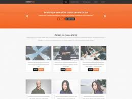 free html5 web template free web templates html5 and css layouts zypop web templates