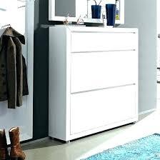 shoe storage units hallway furniture storage shoe storage cabinets hallway  shoe cabinet in white gloss hallway