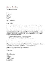 Cover Letter 48 Nursing Cover Letter Examples Cover Letter For