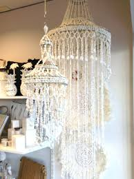 chandelier house white shell with interior pearl for your decor idea and 5 elegant chandeliers paper