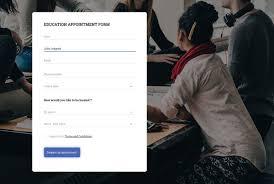Registration Form Design Template 66 Best Free Bootstrap Registration Forms For All Sites 2019