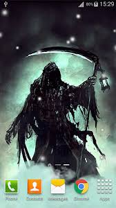grim reaper by lux live wallpapers live