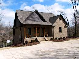 small rustic house plans. 3 bedroom craftsman cottage house plan with porches small rustic plans