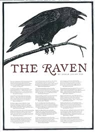 raven drawings universal the entire text of the poem the 1845 the raven is published edgar allan poe s famous poem the raven beginning once upon a midnight dreary is published on this day in the