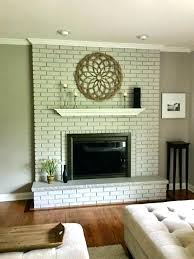 interior fireplace paint considering to paint or not to paint brick walls and fireplaces paint a interior fireplace paint