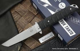 Brutalica Badyuk Tanto D2, black/stonewash