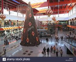 Decorations In Spain Spain With Christmas Decorations Stock Photos Spain With