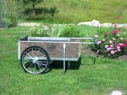 garden cart plans. 2 Wheel Garden Cart Two Wheeled Carts Medium Utility Plans S