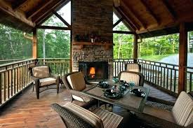 Outdoor patios with fireplace Decor Ideas Click Outdoor Porch Fireplace Screened In Back With Patio Screen The Click Outdoor Porch Fireplace Screened In Back With Patio Screen The