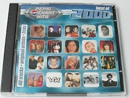 Pepsi Chart Hits Best Of 2001 Compilation_used Cd_ships From