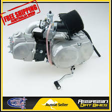 lifan 110cc semi auto engine motor dirt bike assassin dhz lifan 110cc semi auto engine motor dirt bike assassin dhz thumpstar atomik 1p52fmh