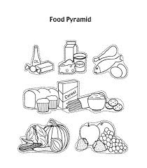 we used his food pyramid puzzle just to better understand the coloring pages for adults food group coloring pages 1337 adjanass creations com on food web worksheet pdf