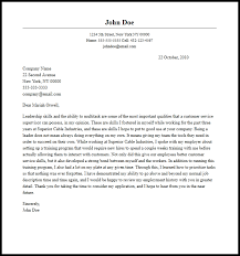 Professional Customer Service Supervisor Cover Letter Sample Ideas