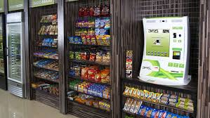 Grocery Store Vending Machine Adorable Modern Markets Detroit Michigan Modern Vending
