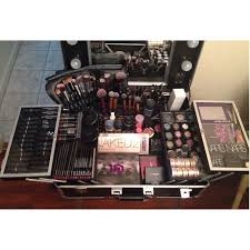 x large makeup artist train case with lights 500 00 train case nyx cosmetics and cosmetics