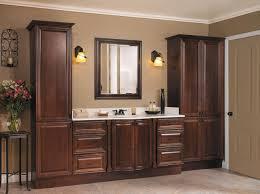 Dark Bathroom Cabinets Amazing Espresso Bathroom Cabinet Ideas