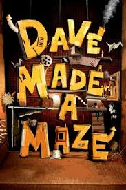 Dave Made a Maze (2017) directed by Bill Watterson • Reviews, film + cast  • Letterboxd