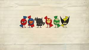 superheroes wallpapers by rudolph swaby pc 37 cs