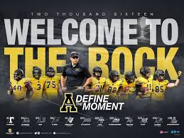 App State App State Appalachian State Football Sports