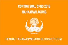 Soal cpns 2018/2019 kunci jawaban pdf dan cat scan lengkap. Contoh Soal Cpns Mahkamah Agung 2021 Dan Jawabannya Sscn Bkn Go Id 2021 2022