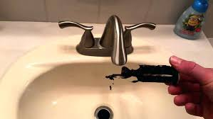 kohler bathroom sink drain repair stopper broken plug hole parts pop up plugs chrome assemb