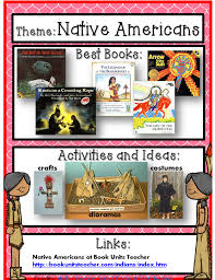 Bookunitsteacher Com Indians Navigation Native American Chart Htm Native Americans Book Units Teacher