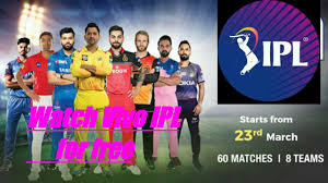 Watch vivo IPL on android for free without TV live match on android watch  online - YouTube
