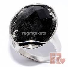 Серебряные <b>кольца</b> с обсидианом в Новосибирске 🥇
