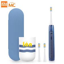 Xiaomi Mijia <b>Sonic Electric Toothbrush</b> Soocas X3 /X5 Upgraded ...