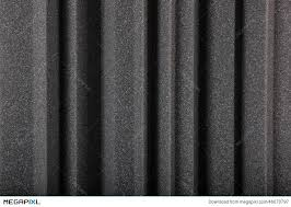 macro background of acoustic foam wall