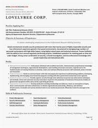 Formal Resume Template Unique Classic Resume Template Fresh Formal Cv Template Yeniscale