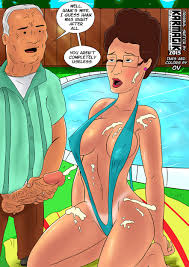 King of the hill peggy hentai