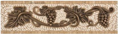 Listellos And Decorative Tile Mosaics Tile Liners Listellos Borders for Backsplashes 25