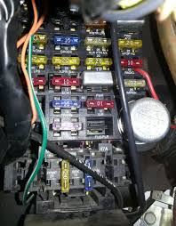 1995 chevy van g20 a c heat blower fan repair zedic com 1992 chevy caprice fuse box diagram at 93 Chevy Caprice Fuse Box