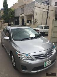 Toyota Corolla Altis SR Cruisetronic 1.6 2013 for sale in Lahore ...
