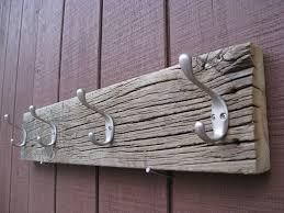 Reclaimed Wood Wall Coat Rack Bathroom Modern Wall Mounted Coat Rack Ideas to Impress You coat 11