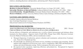Doctor Resume Example Doctor Resume Sample Lovely Cover Download By