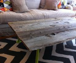 Instructables Coffee Table How To Build A Coffee Table From Reclaimed Wood 5 Steps With