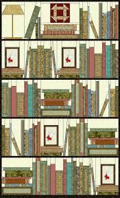 Bookshelf Quilt Pattern Unique Ideas