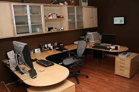 Great Office Design, Basement Office Design: Stylish And Innovative Basement  Office Design