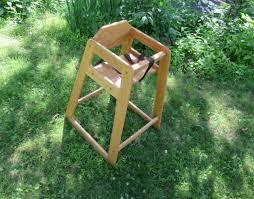 restaurant style wooden high chair. Restaurant Style Wooden High Chair Delighful Cherry To Design T
