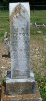 John Wesley Pearson (1853-1916) - Find A Grave Memorial