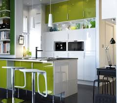 Green Color Kitchen Cabinets Green Color Kitchen Cabinets Grey Mosaic Granite Countertop Mosaic
