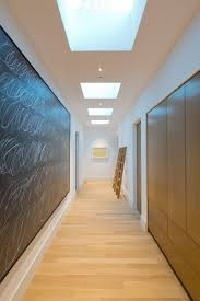 natural lighting in homes. Natural Lighting In Homes. This Hallway Is Filled With Skylights To Add Light. Homes