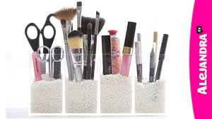 organize your makeup how to organize cosmetics in the bathroom you