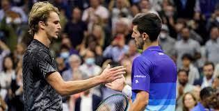 Djokovic diesmal für Zverev zu stark - GrenzEcho