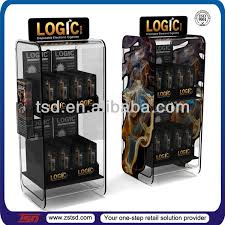 E Liquid Display Stand Tsda100 Custom Retail Store Countertop Acrylic Eliquid Display 12