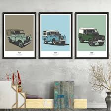 land rover chocolate m ms wall art prints